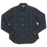 MARGARET HOWELL OVERSIZED CHECK SHIRTS / RAISED DRILL PANTS