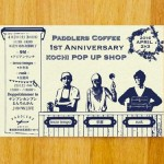 PADDLERS COFFEE KOCHI POP UP SHOP