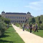 パリ植物園