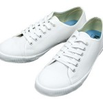 MHL. COTTON CANVAS SHOES / HI-CUT SHOES