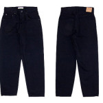 HATSKI Loose Tapered Denim / Regular Tapered Denim
