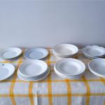 ARABIAなどのスープ皿とプレート