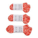 LUCKY SOCKS Mix Sneaker Socks / Mix Rib Socks