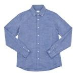 maillot sunset B.D. shirts / round work shirts