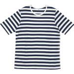 maillot ボーダ半袖Tシャツ