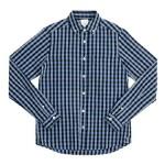 maillot sunset big gingham shirts / stripe shirts