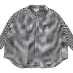 ordinary fits BARBER SHIRT check / ball pants check