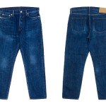 ordinary fits 5POKET ANKLE DENIM USED WASH