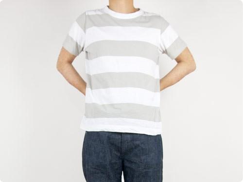 おすすめ夏の定番ボーダーTシャツ