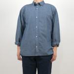POSTALCO Free Arm Shirt 01 / Free Arm Rain Jacket