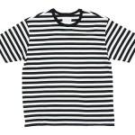 THE HINOKI オーガニックコットン ボーダーTシャツ / リネンコットン ポケットワークシャツ