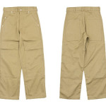TUKI double knee pants