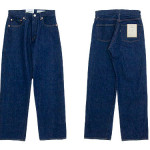 YAECA DENIM PANTS STRAIGHT 〔レディース〕 / WIDE STRAIGHT 〔メンズ〕
