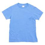 YAECA STOCK ポケットTシャツ / YAECA チノパン ワイドテーパード 〔レディース〕
