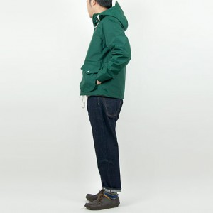ENDS and MEANS Sanpo Jacket FOREST GREENを使ったファッションコーディネート・着こなし