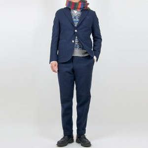 maillot Melton jacket DARK NAVY