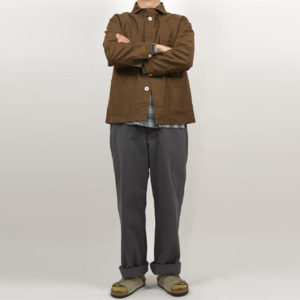 TUKI field trousers 35GERMAN GRAY