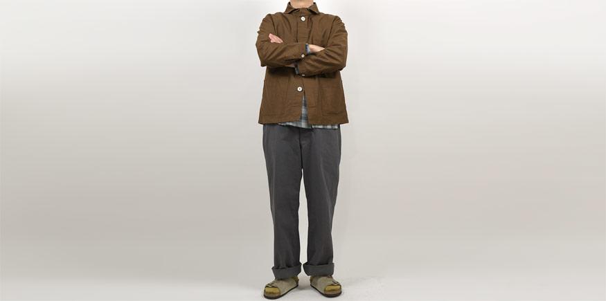 TUKI field trousers 35GERMAN GRAY