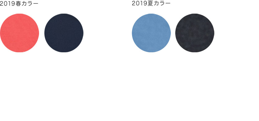 2019シーズンhomspun(ホームスパン) Tシャツカラー