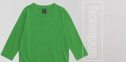 homspunTシャツ