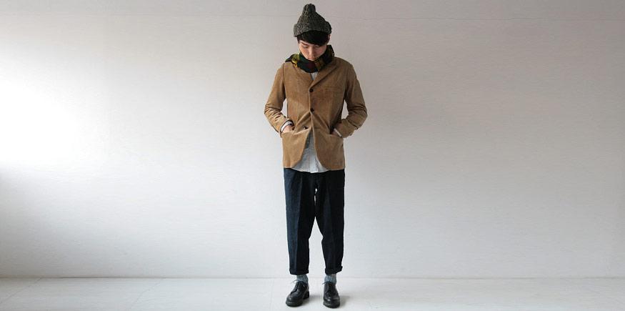 EEL ジャケット