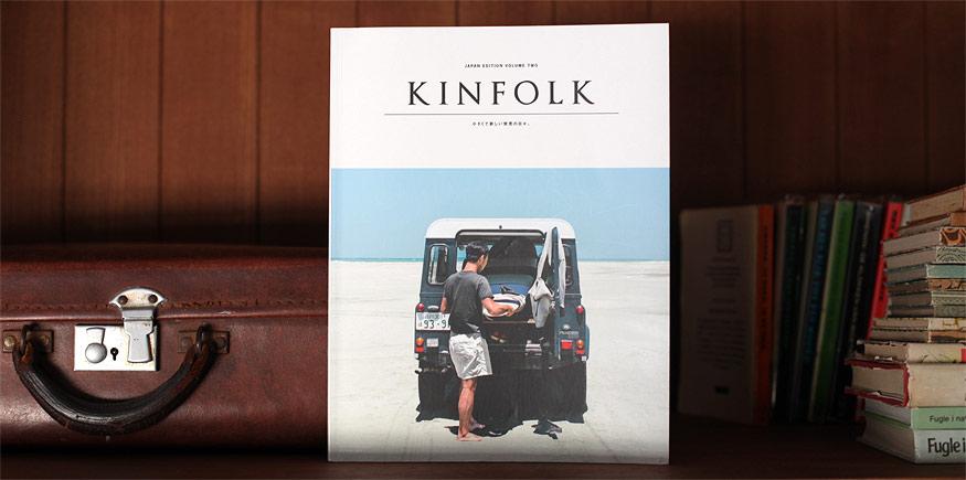 KINFOLK 雑誌