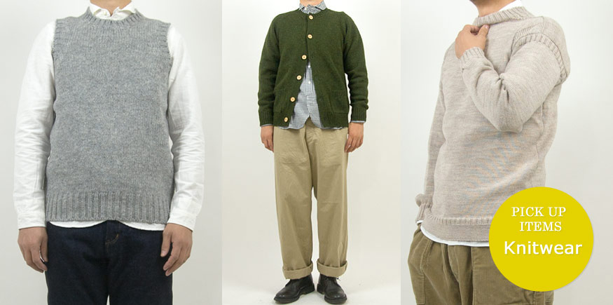 PICK UP ITEMS Knitwear
