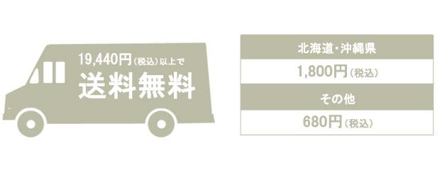 【重要なお知らせ】 配送料改定のお知らせ