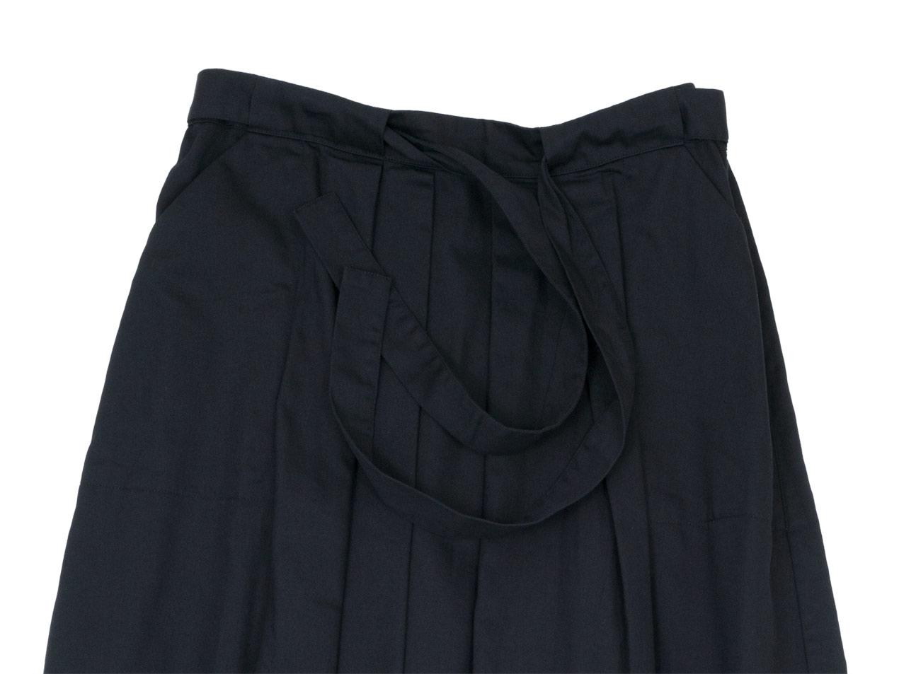 Atelier d'antan Certeau(セルトー) Ribbon Skirt