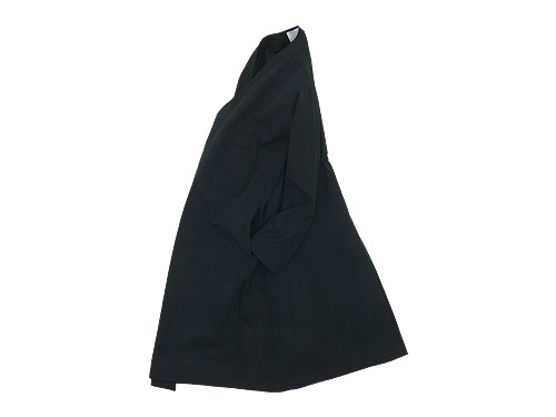 blanc work dress coat