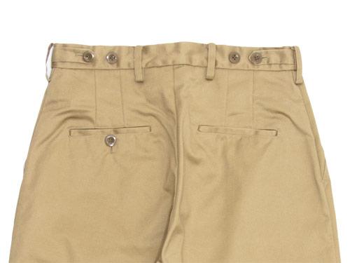 blanc west point wide pants