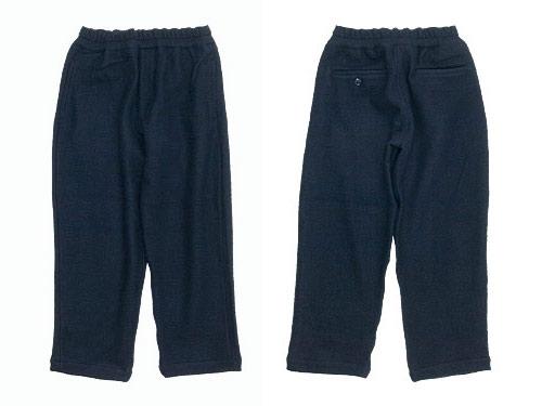 Charpentier de Vaisseau Pegtop Pants Wool