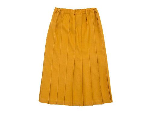 Charpentier de Vaisseau Pleated Skirt Long