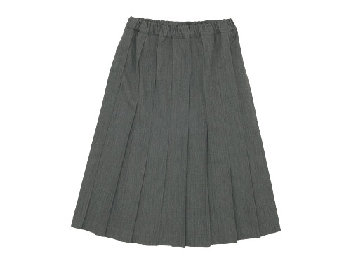 Charpentier de Vaisseau Belle Pleated Skirt
