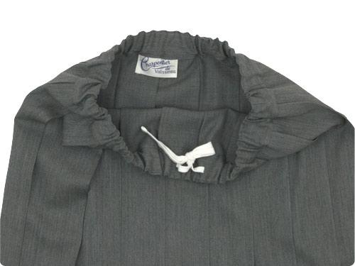 Charpentier de Vaisseau Belle Pleated Skirtt
