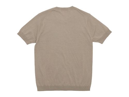 Charpentier de Vaisseau Kyle Cotton Knit Short Sleeve