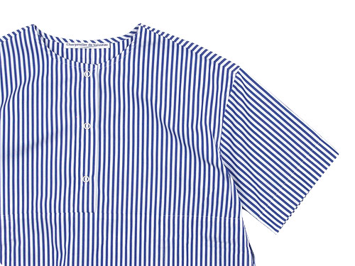 Charpentier de Vaisseau Selma Front Button Short Sleeve Shirts