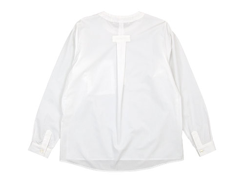Charpentier de Vaisseau Sophie Shoulder Button Short Sleeve Shirts