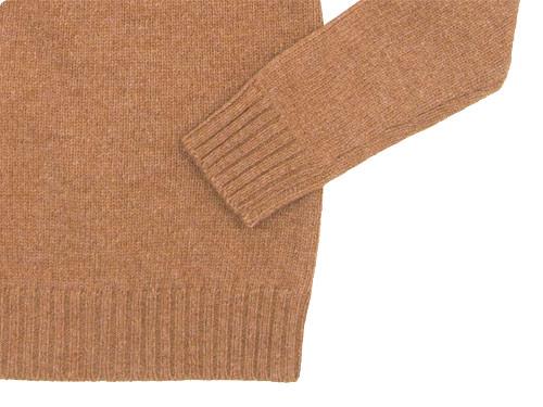 Charpentier de Vaisseau Shetland Crew Neck Knit
