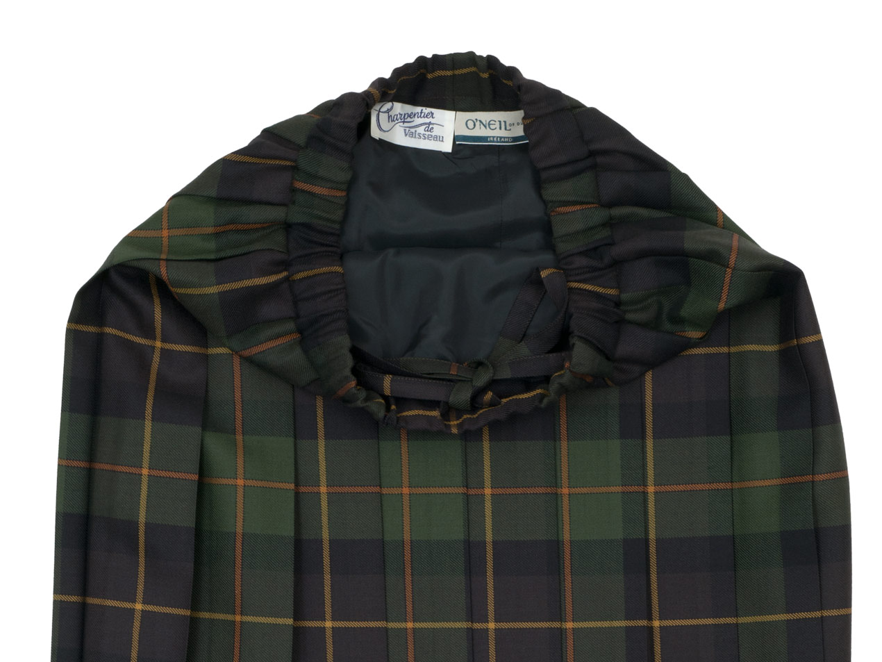 Charpentier de Vaisseau Bona O'neil of Dublin プリーツスカート