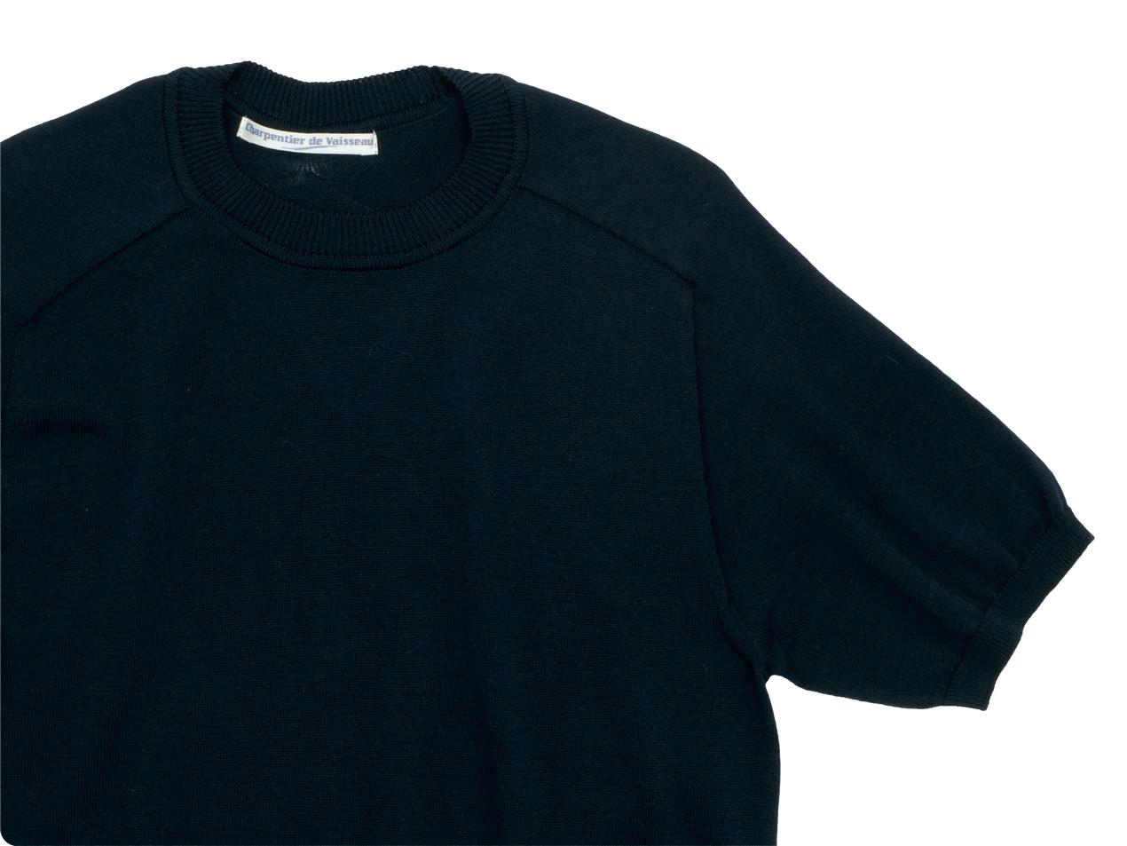 Charpentier de Vaisseau Klim Cotton Knit Short Sleeve