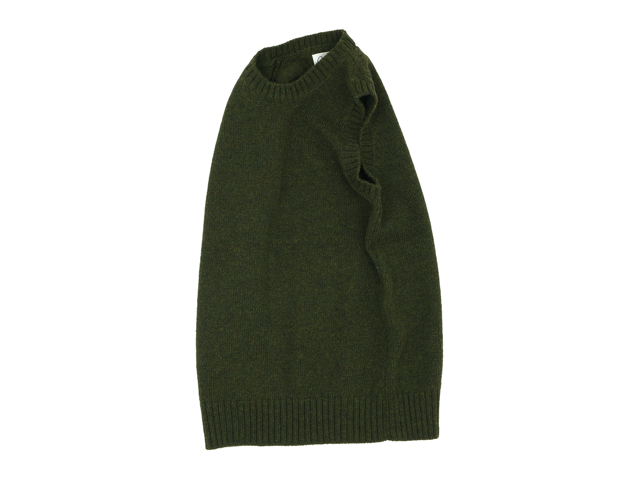 Charpentier de Vaisseau Kurson Crew Neck Knit Vest