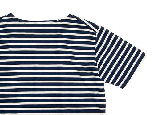 Charpentier de Vaisseau Boat Neck Short Sleeve
