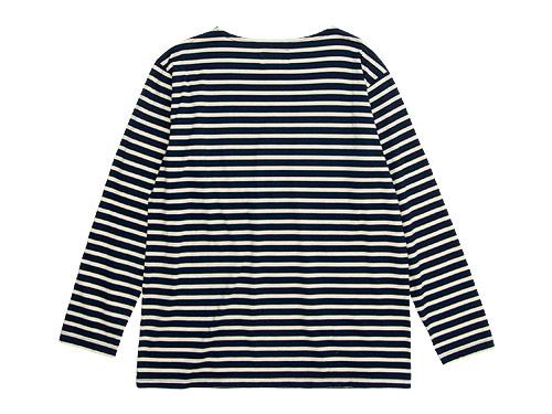 Charpentier de Vaisseau Boat Neck 9/10 Sleeve