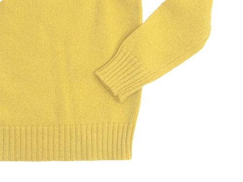 Charpentier de Vaisseau Shetland Crew Sweater