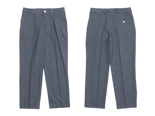 Charpentier de Vaisseau Cuffed Pants