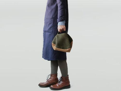 カンダミサコ circle bag mini