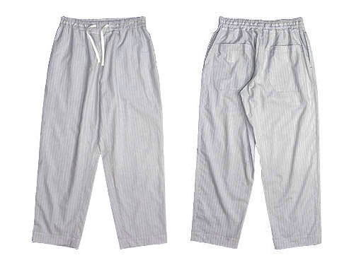 EEL Bed Pants / 砂浜デニム