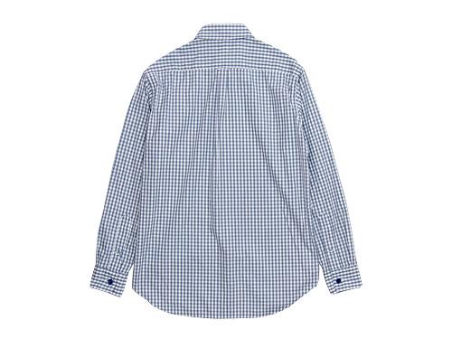 EEL 陶器釦のシャツ