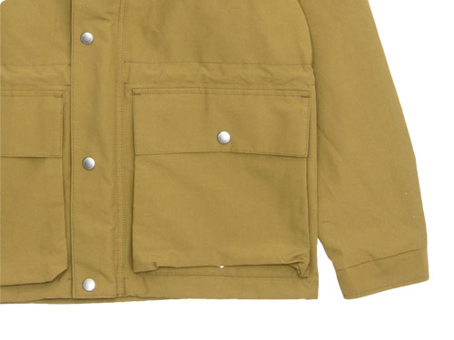 ENDS and MEANS Sanpo Jacket